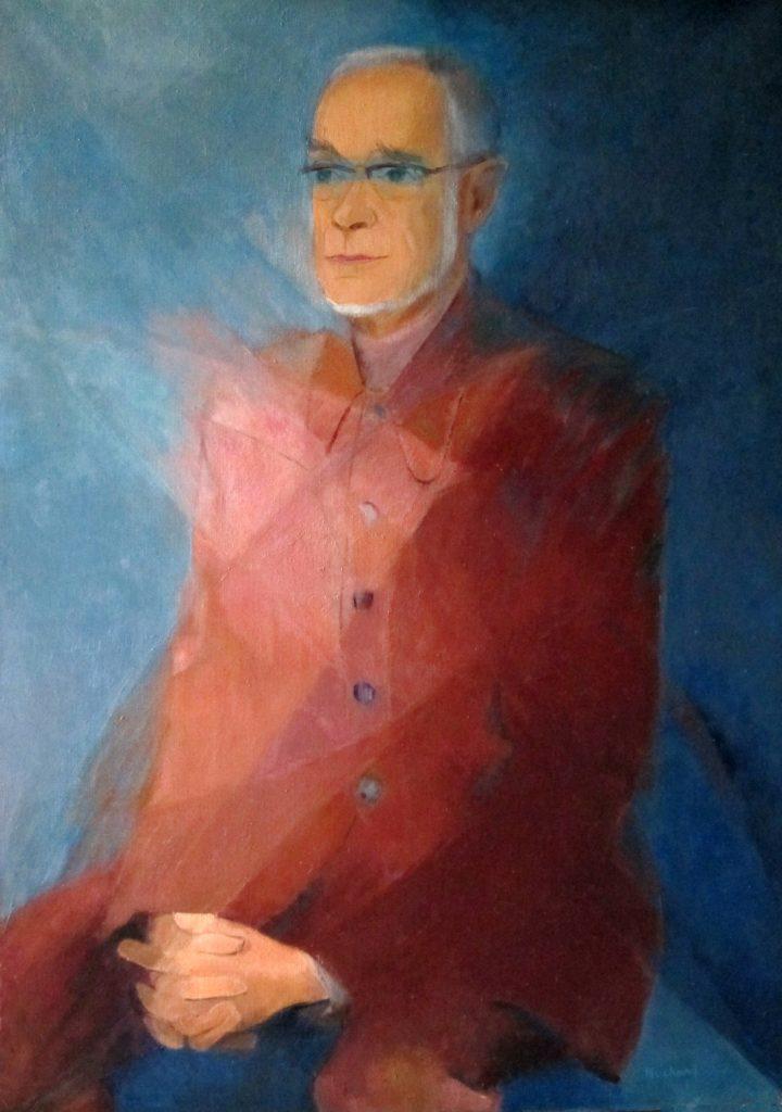 Portrait de Lucien Huchard par son épouse (Années 1980)