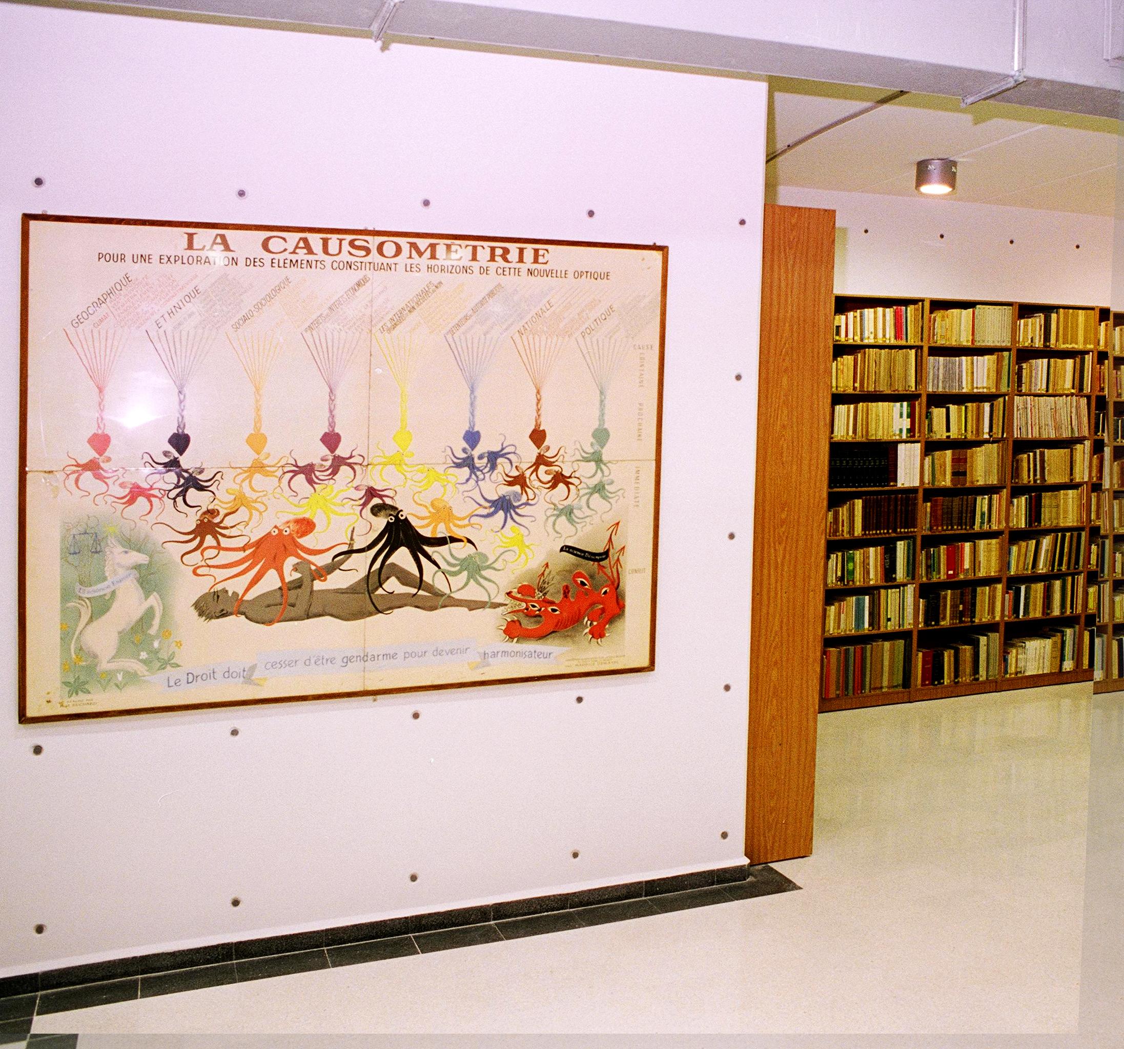 """""""la Causométrie"""" Salle Maurice Gemayel Université Saint-Esprit Kaslik – Jounieh Liban"""