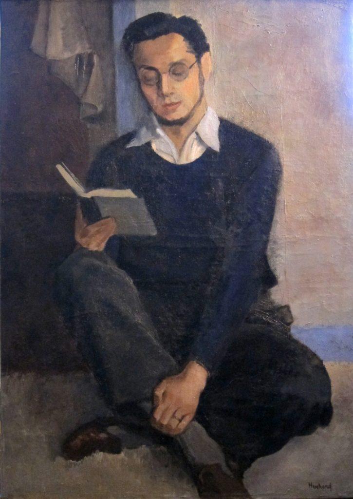 Portrait de Lucien Huchard par son épouse (Années 1930)