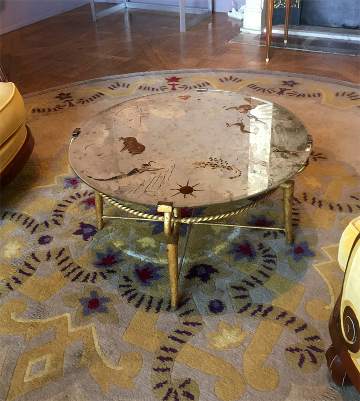 Table basse 1944